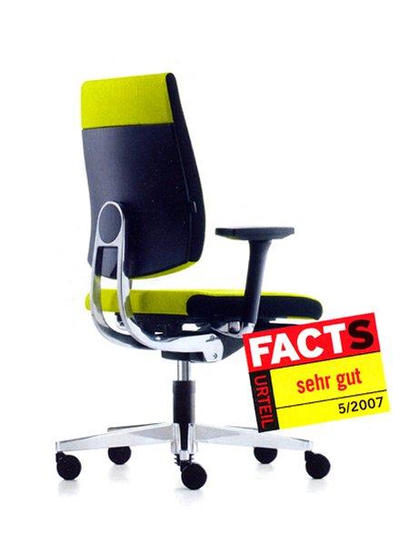 Bürostuhl ergonomisch testsieger  sedus black dot BD-102 ergonomischer orthopädischer drehstuhl ...