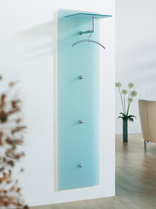 Wandgarderobe Glas Satiniert.Wandgarderobe Mit Hutablage Pacific 501 S16 Von D Tec
