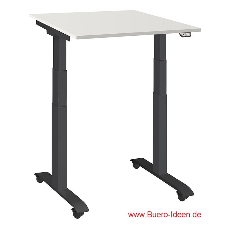 ergon mini master von officeplus elektrisch h henverstellbarer schreibtisch oder tisch gestell. Black Bedroom Furniture Sets. Home Design Ideas
