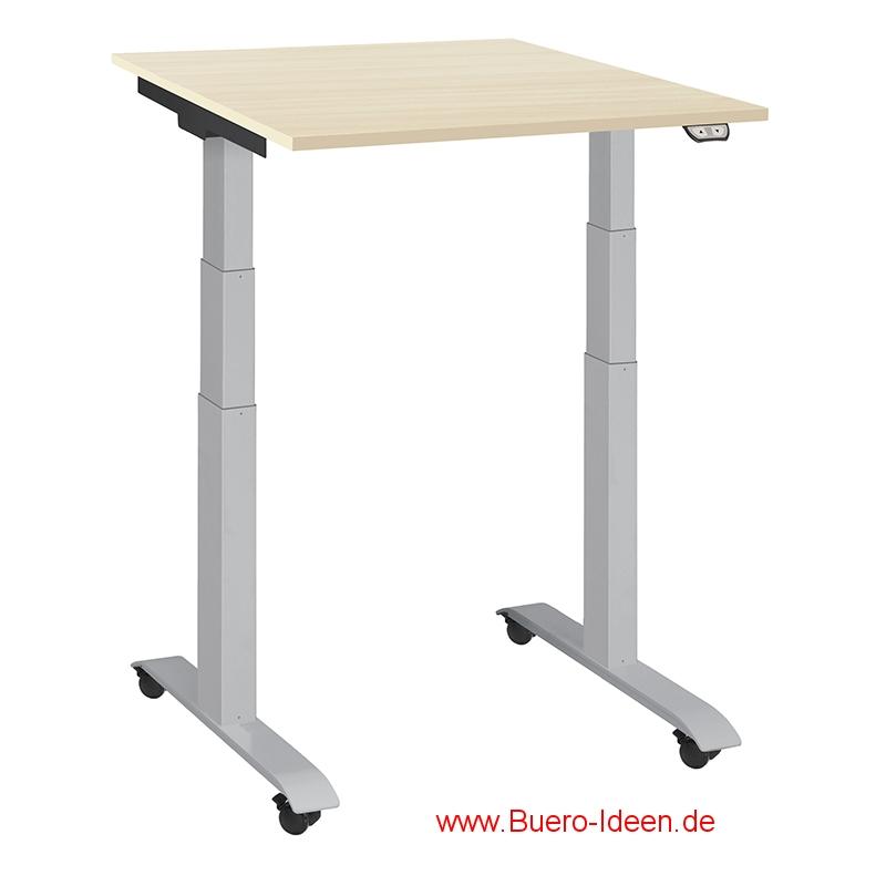 Ergon mini master von officeplus elektrisch for Schreibtisch extra breit