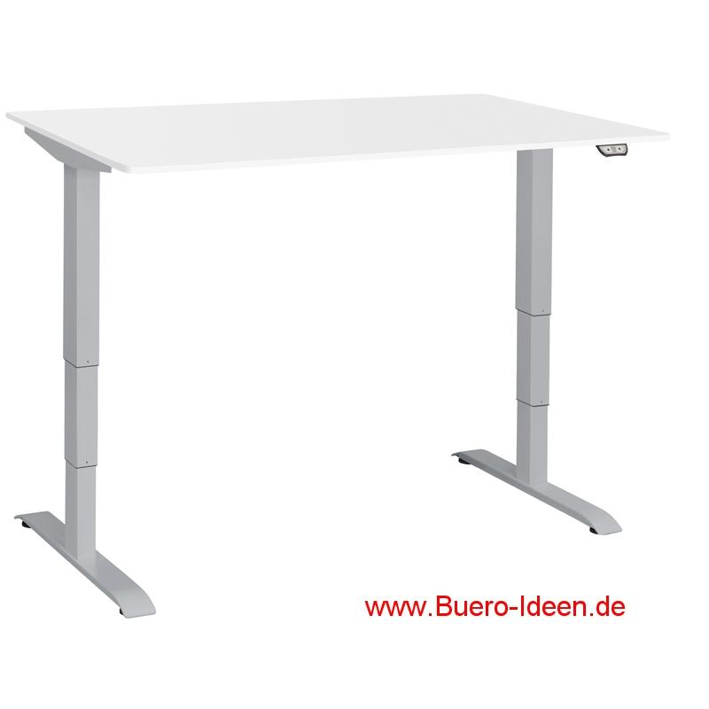 Ergon project 2 140cm neu 2014 das nachr stbare gestell for Schreibtisch 1 40 breit