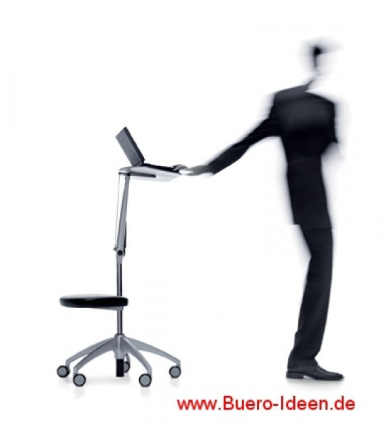 sedus Up-940 Stehpultfunktion WorkAssistant Buero-Ideen
