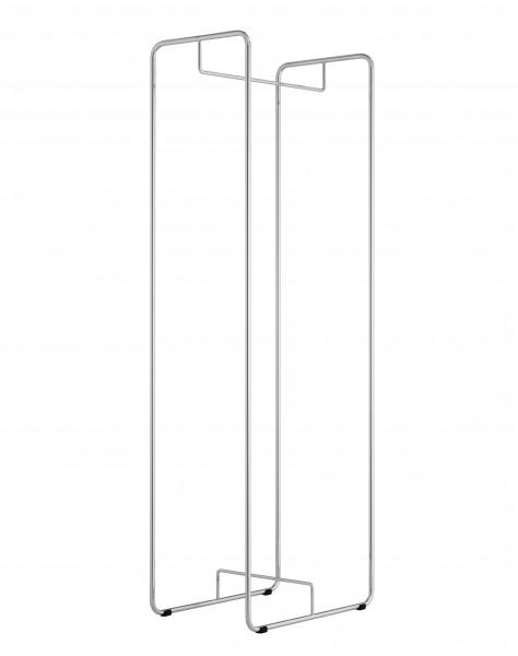 tower 60 garderobe stahlrohr chrom b ro goertz. Black Bedroom Furniture Sets. Home Design Ideas
