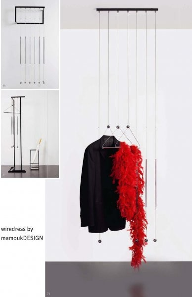 wiredress Standgarderobe - von wallstreet